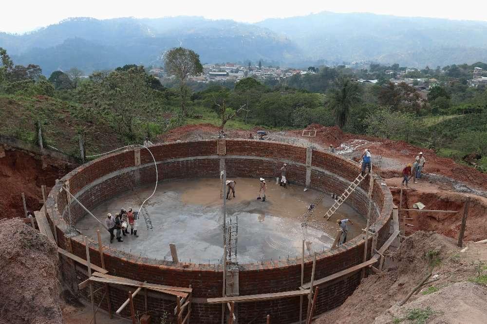 mailchimp 3-2016 Honduras lepera water tank
