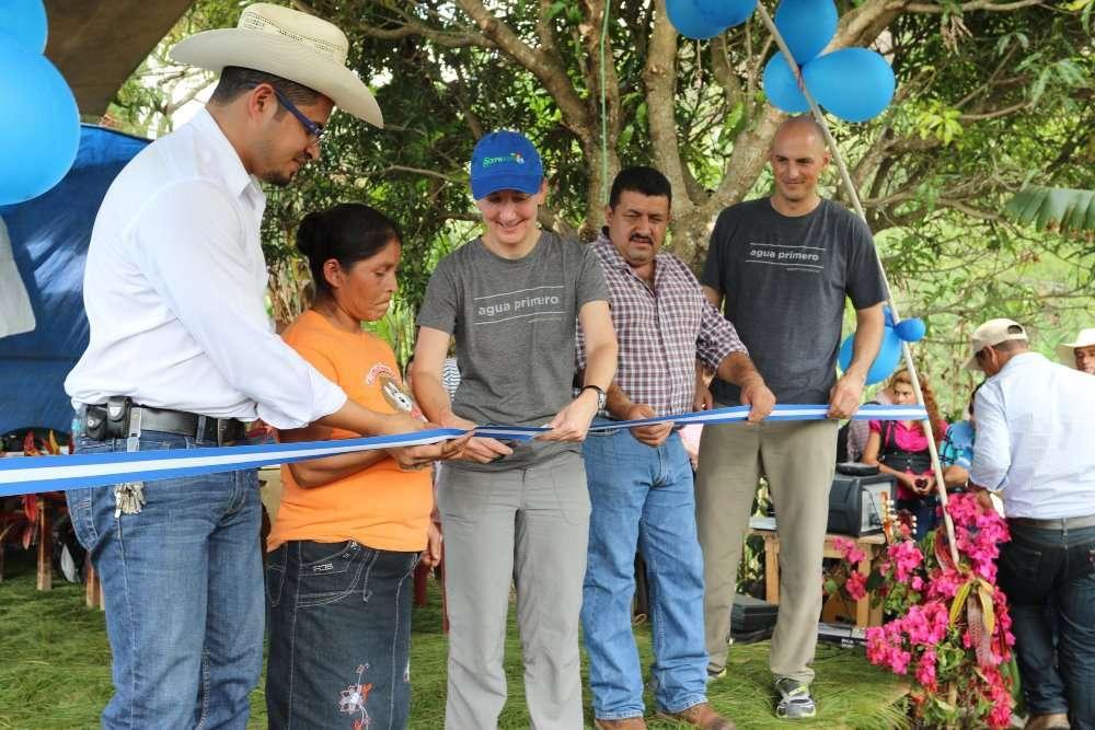 mailchimp 3-2016 Honduras ribboncutting