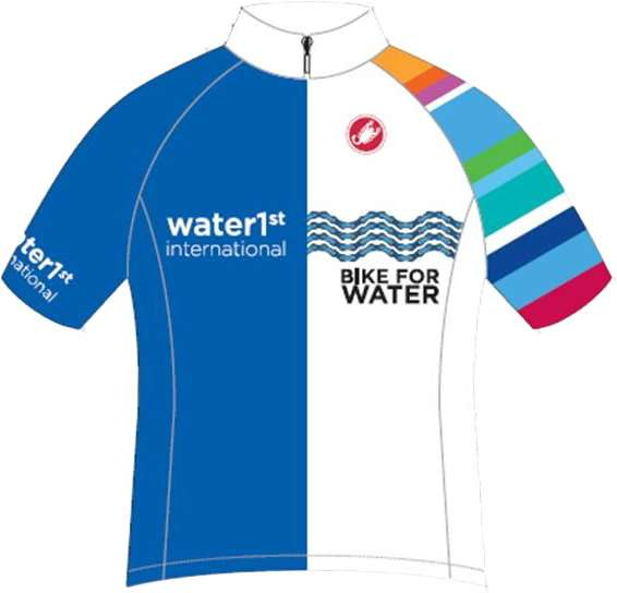Bike for Water Jersey-REV