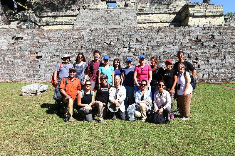 Final day visiting the Mayan Ruins of Copan, a UNESCO World Heritage Site